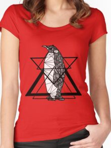 Waddle Waddle Women's Fitted Scoop T-Shirt