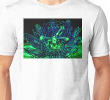 Passion Flower Alien  Unisex T-Shirt