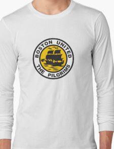 Boston United Badge Long Sleeve T-Shirt