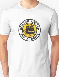 Boston United Badge Unisex T-Shirt