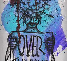 Over Thinking by NADYA PUSPA