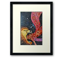The Sound Of Culture Framed Print
