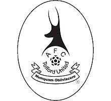 AFC Telford United Badge Photographic Print