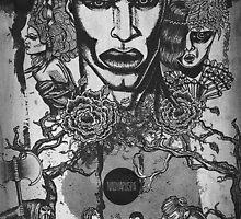 The 'Blind' King by NADYA PUSPA
