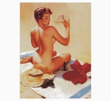 Gil Elvgren Appreciation T-Shirt no. 03 by masspleasurestv