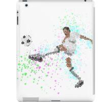 kick iPad Case/Skin