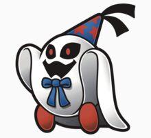 Doopliss- Paper Mario by coltoncaelin