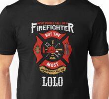 Firefighting Lolo Unisex T-Shirt