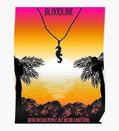 Bloodline Sunset  Poster