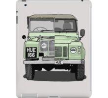 Land Rover Hue iPad Case/Skin