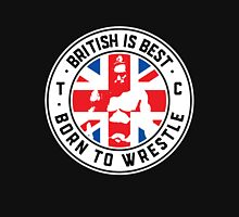 Toby Clements 'British Is Best' Flag Artwork #8 Unisex T-Shirt