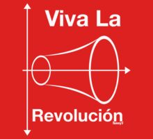 Viva la Revolución (White Text) by TannyS