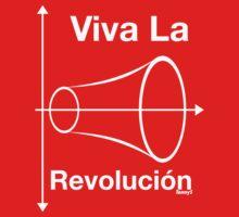 Viva la Revolución (White Text) by TannyS