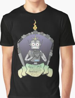 The Love Robot Graphic T-Shirt