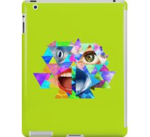 the wold mix iPad Case/Skin