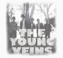 The young veins merchandise (black) by milliontheearth