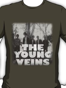 The young veins merchandise (black) T-Shirt