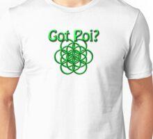 Got Poi ? Logo Unisex T-Shirt
