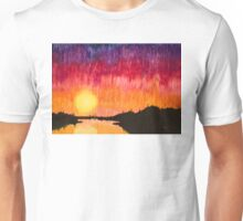 Strands of Sunset Unisex T-Shirt