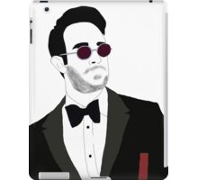 Matthew Murdock iPad Case/Skin