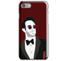 Matthew Murdock iPhone Case/Skin