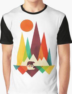mountain bear Graphic T-Shirt