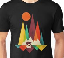 mountain bear Unisex T-Shirt