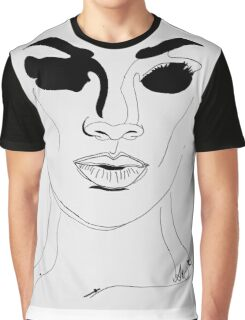 AKd Artworx - Anti  Graphic T-Shirt