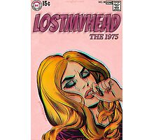 Lostmyhead by The 1975 Comic Photographic Print
