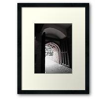 Murder Holes, Walmer Castle Framed Print