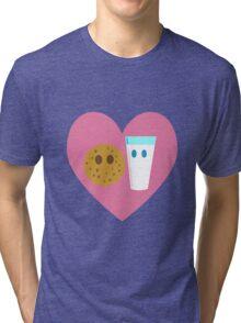 Milk n Cookies Tri-blend T-Shirt