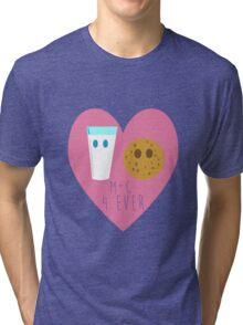 M + C 4 Ever  Tri-blend T-Shirt