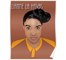 Lianne La Havas Poster Poster