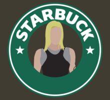 Starbuck by FlyNebula