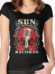 Rockabilly's Home Women's Fitted Scoop T-Shirt