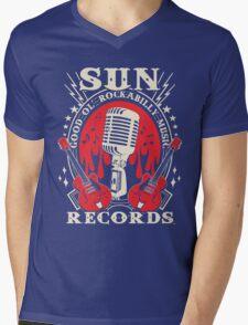 Rockabilly's Home Mens V-Neck T-Shirt