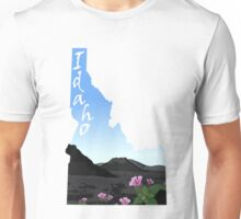 Idaho: Craters of the Moon Unisex T-Shirt