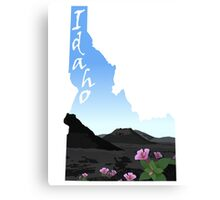 Idaho: Craters of the Moon Canvas Print