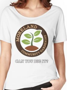 Can you dig it? (Colour Logo) Women's Relaxed Fit T-Shirt