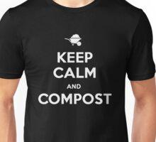 Keep Calm & Compost Unisex T-Shirt