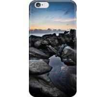 Norway, where nature calls iPhone Case/Skin