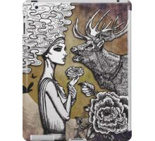 The Lonely Goddess iPad Case/Skin