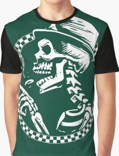 Skull Of Ska Graphic T-Shirt