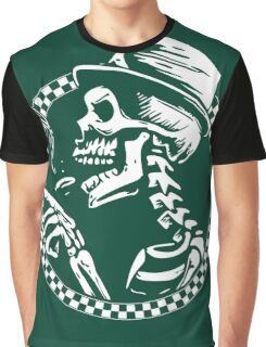 Skull Of Ska Graphic T-Shirt