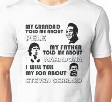 FATHER, GRANDAD, AND ME Unisex T-Shirt