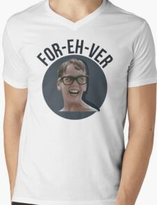 Forever - The Sandlot Mens V-Neck T-Shirt