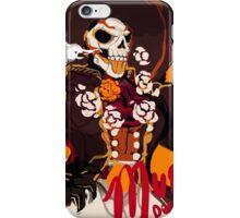 LA PARCA iPhone Case/Skin