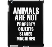 Animals Are Not iPad Case/Skin