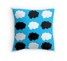Tfios Cloud Throw Pillow Throw Pillow
