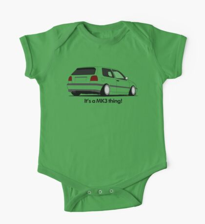 MKIII Gti Graphic One Piece - Short Sleeve